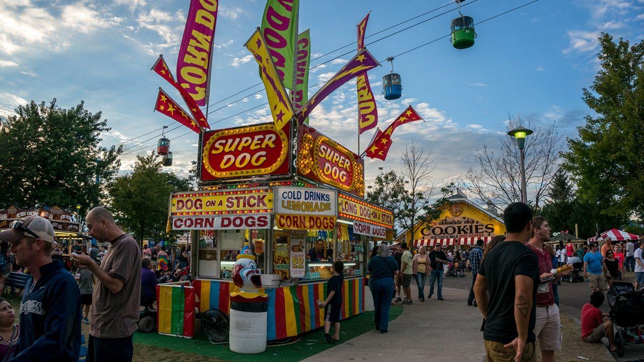 A guide to the minnesota state fairs new food minnesota