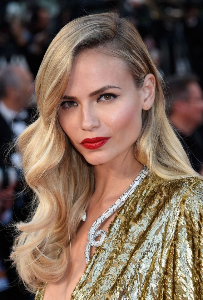The women who won the red carpet hair game at Cannes | crazy messy ...