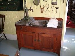 Victorian Kitchen sink | Victorian Kitchen | Pinterest | Victorian ...