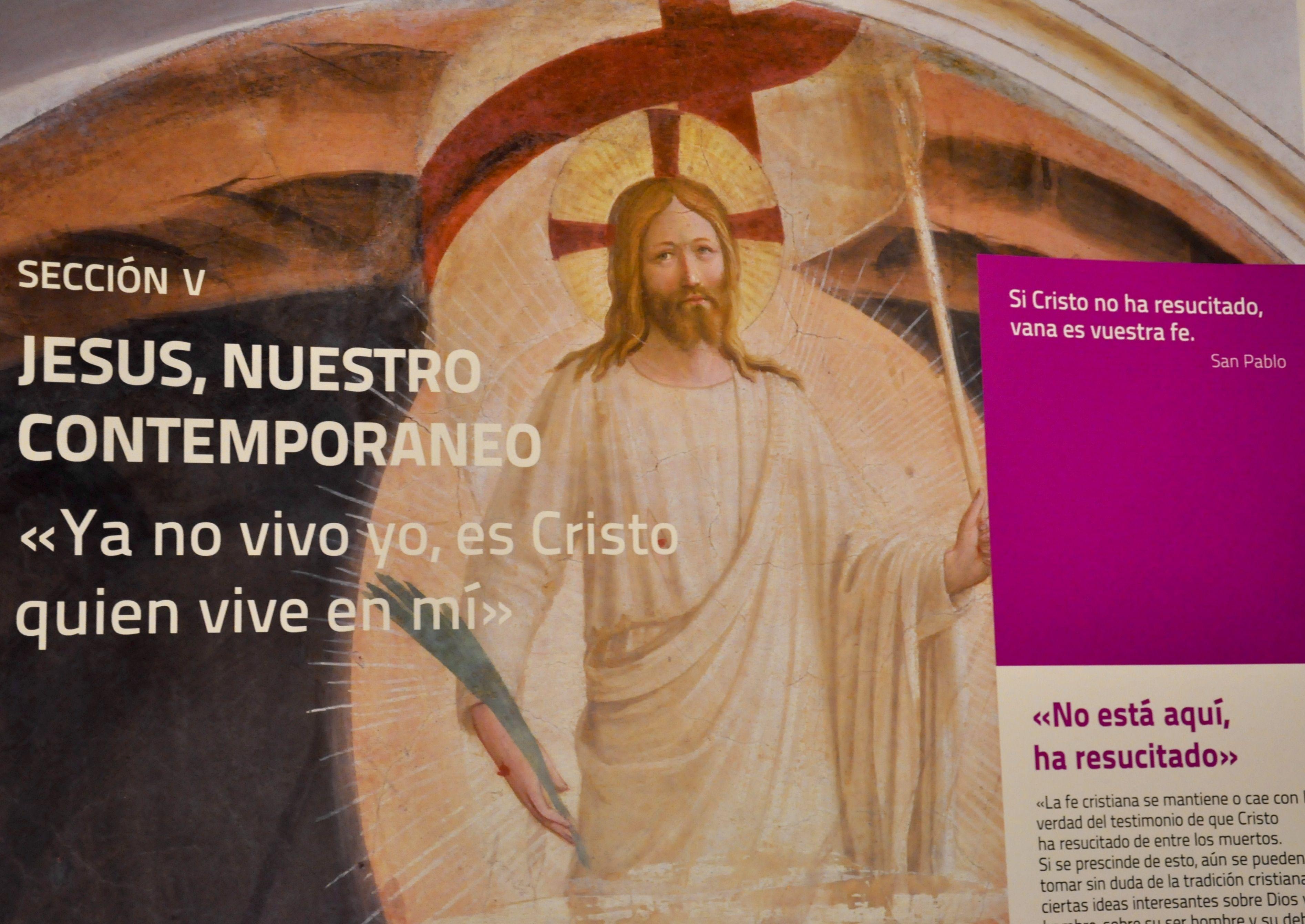 Jesús, nuestro contemporáneo...