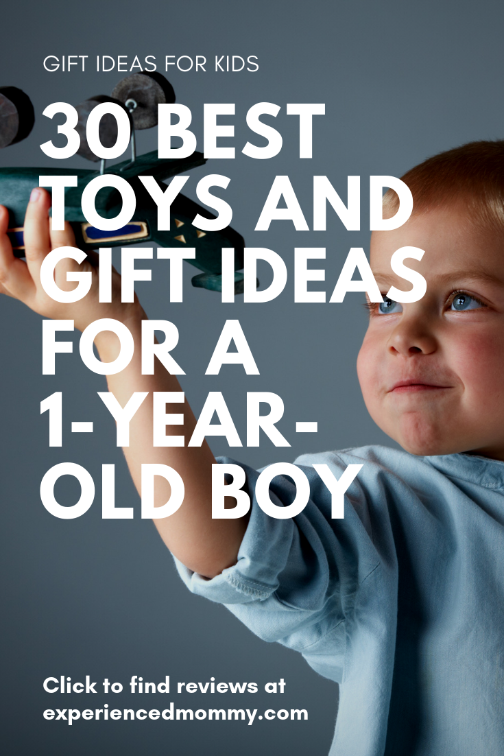 Best Toys and Gift Ideas for 1-Year-Old Boys in 2020 ...