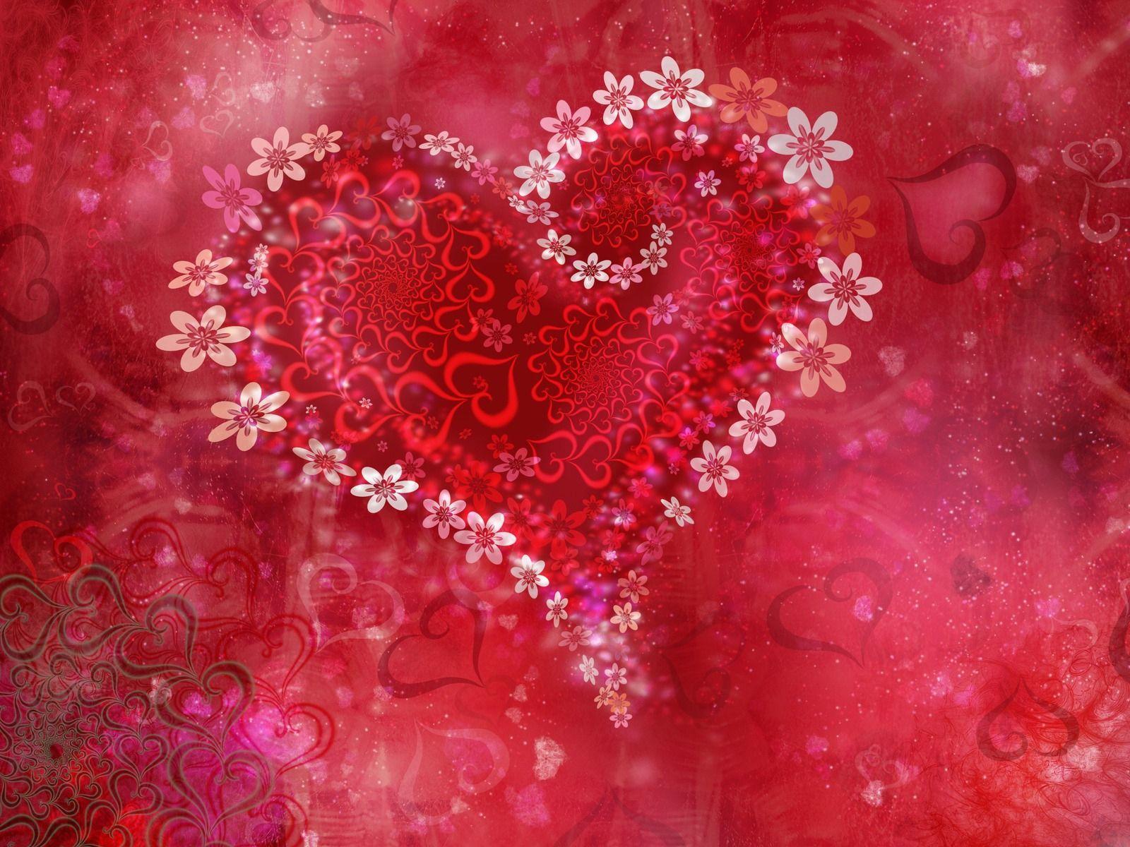 Heart Wallpaper Free Download Hearts Pinterest Wallpaper Free