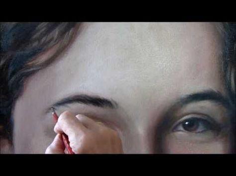 Curso De Pintura Al Oleo En Español Como Pintar Al Oleo Paso A Paso Para Principiantes Youtu Oil Painting Techniques Oil Painting Lessons Portrait Painting