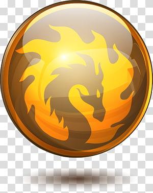 Dragon Icon Tan Dragon Ball Transparent Background Png Clipart Dragon Icon Transparent Background Dragon Illustration