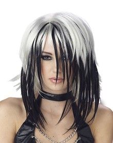 Pin By Shelly Isbell On Hair White Hair Highlights Hair Styles Hairstyles For Thin Hair