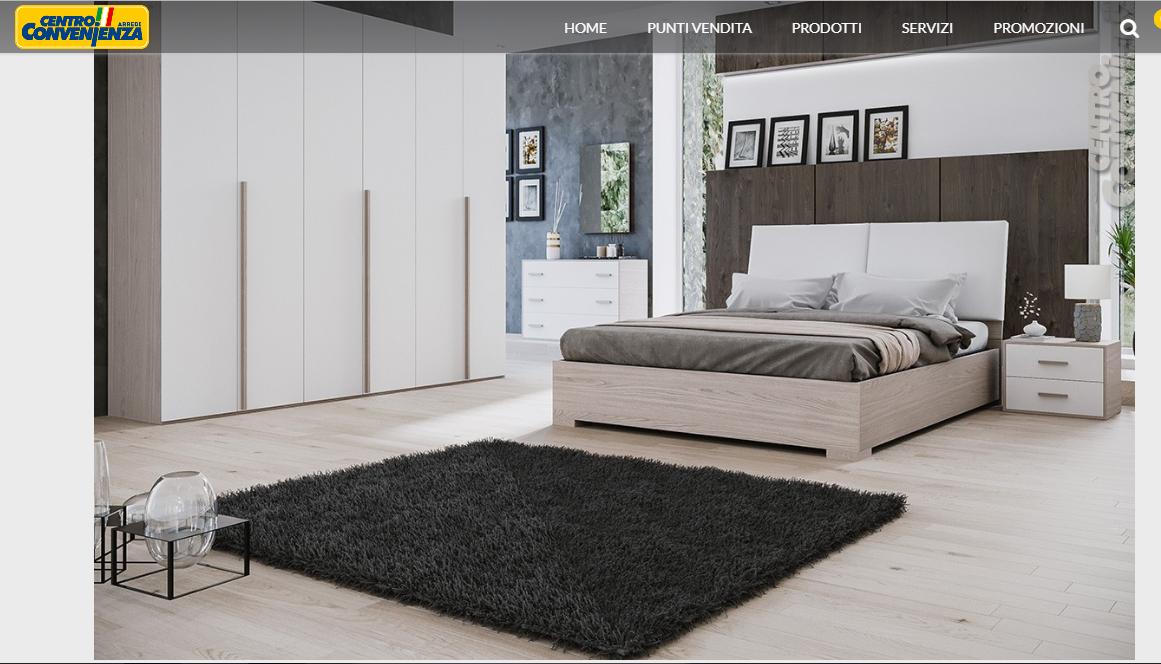 Centro Convenienza Camera Da Letto Glamour : Camera da letto centroconvenienza nuova casa