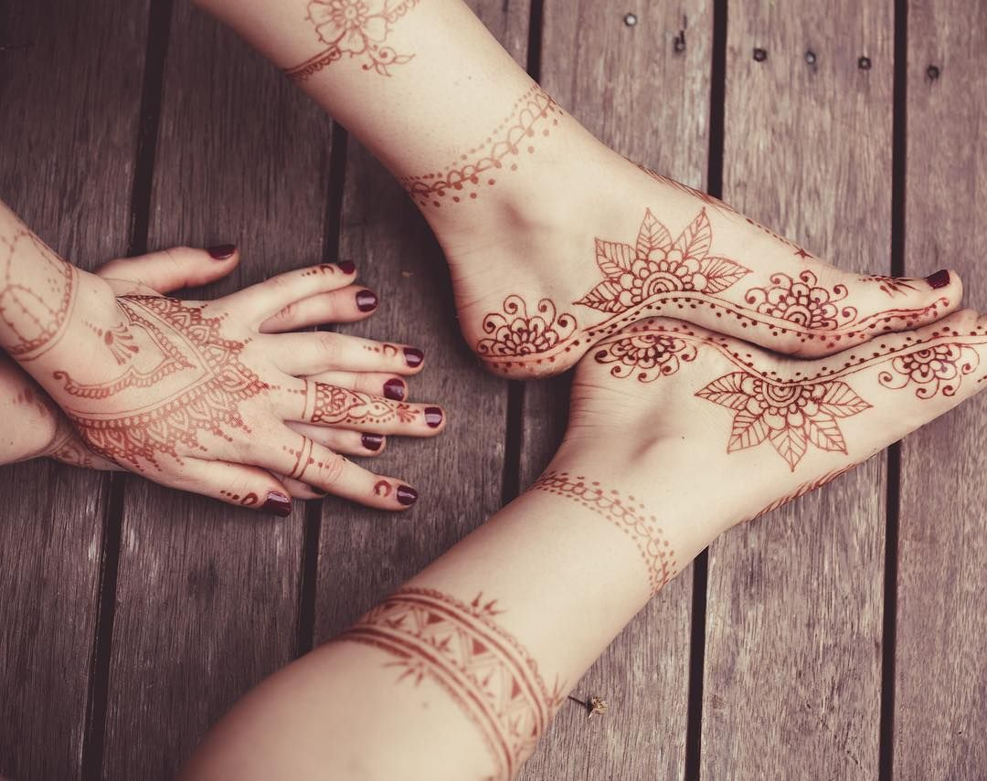 Amazon.com: henna tattoo kit