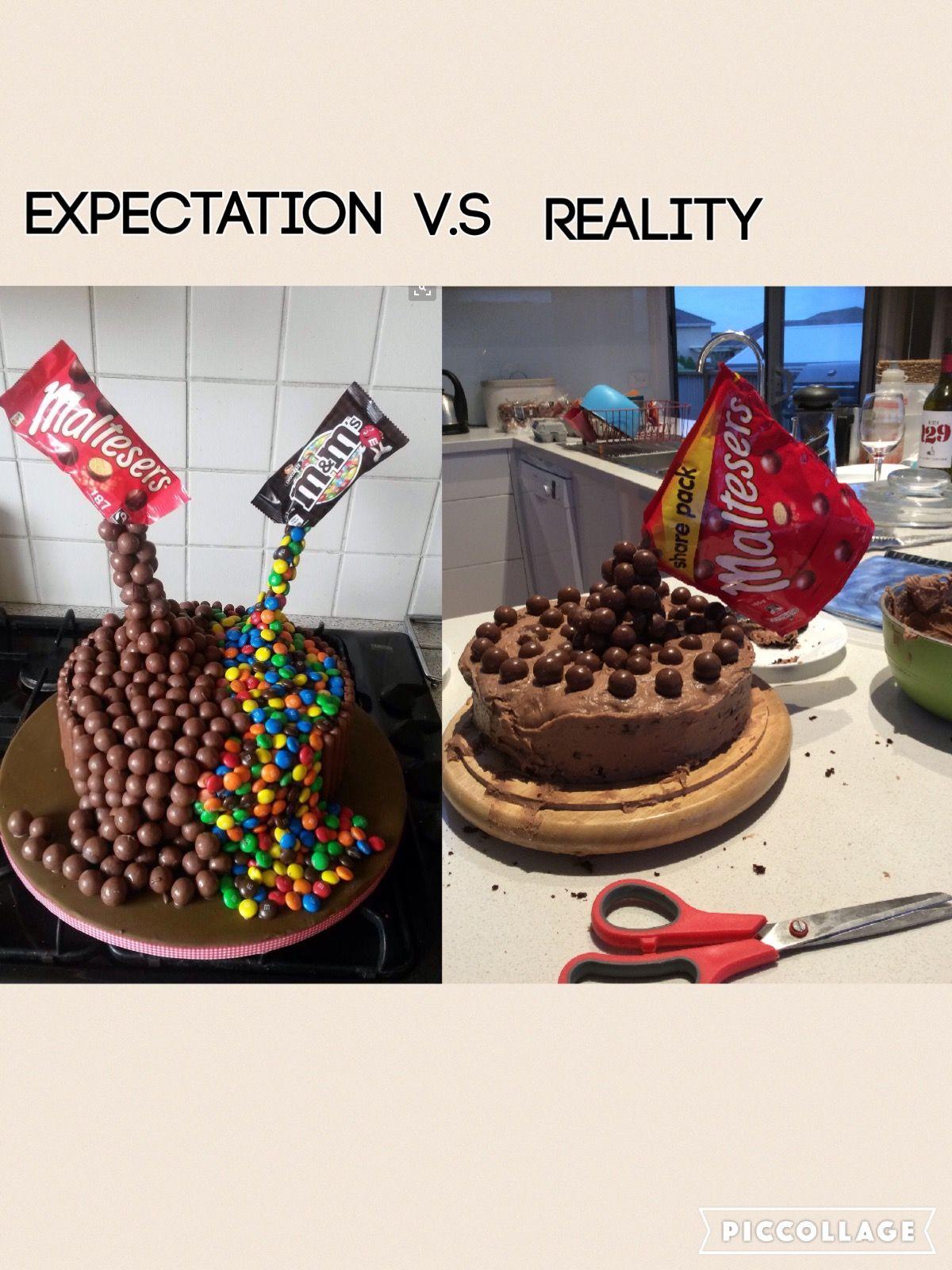 Pinterest expectation vs reality | Nailed It | Expectation
