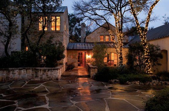 Texas Stone House German Houses Stone House Stone Exterior Houses