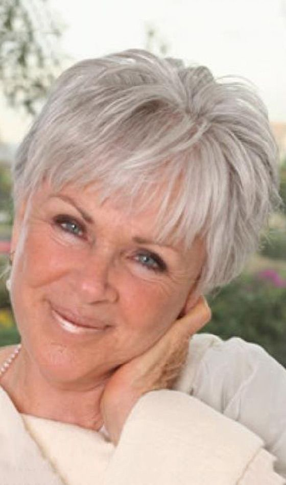 50 Short And Stylish Hairstyles For Women Over 50 Hair Pinterest