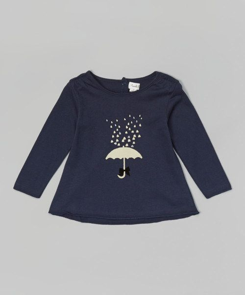 Take a look at the Encre Automne Swing Top - Infant & Toddler on #zulily today!