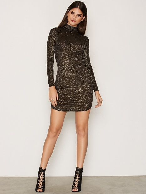 Sparkling Off Duty Dress