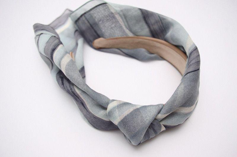 Anthropologie Inspired Knotted Headband Knot Headband Headbands