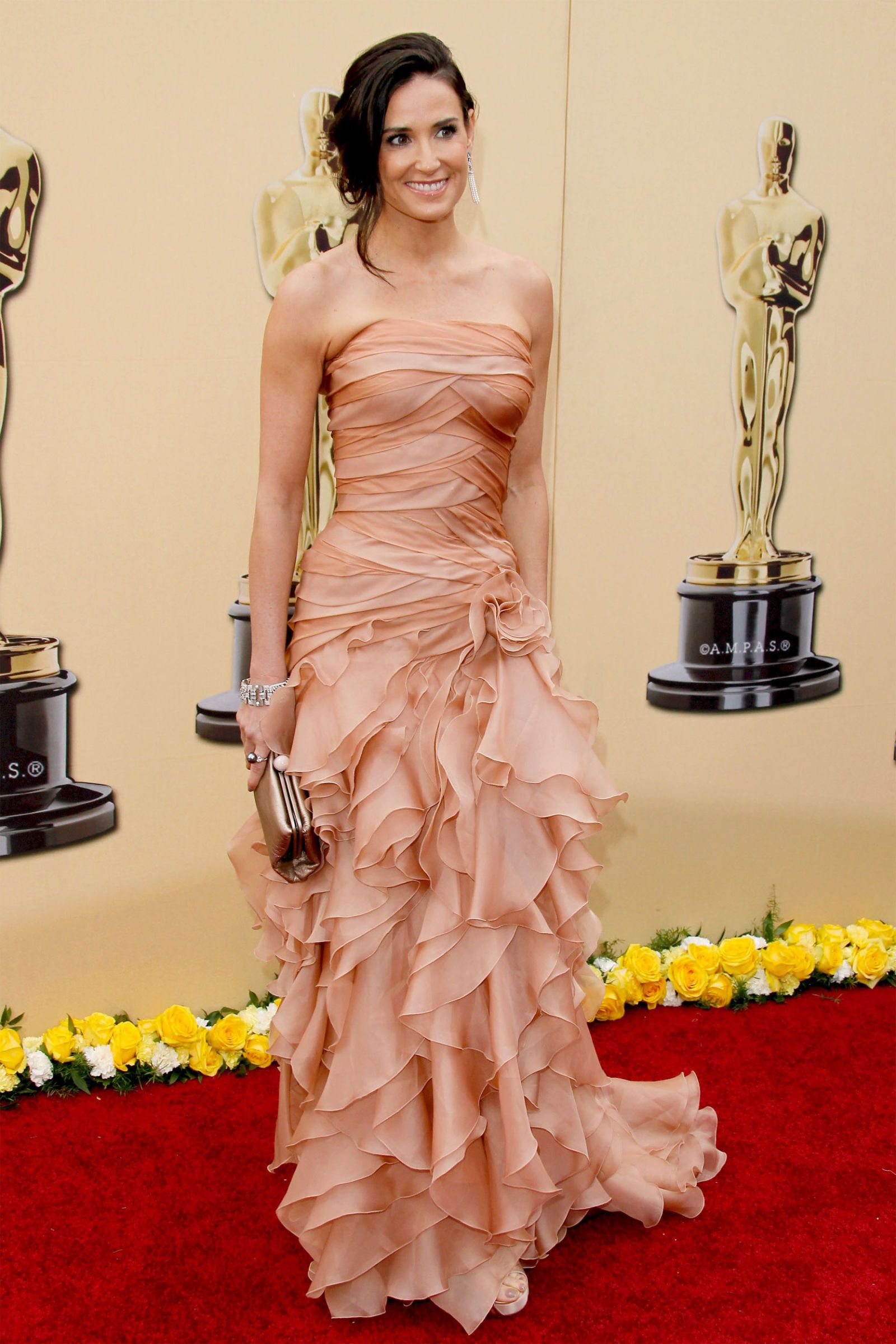 In Honor Of This Weeks Academy Awards Bazaar Selects The  Best Gowns To Hit The Modern Red Carpet