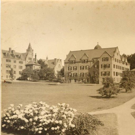 Safford Hall Archives Special Collections Digital Images