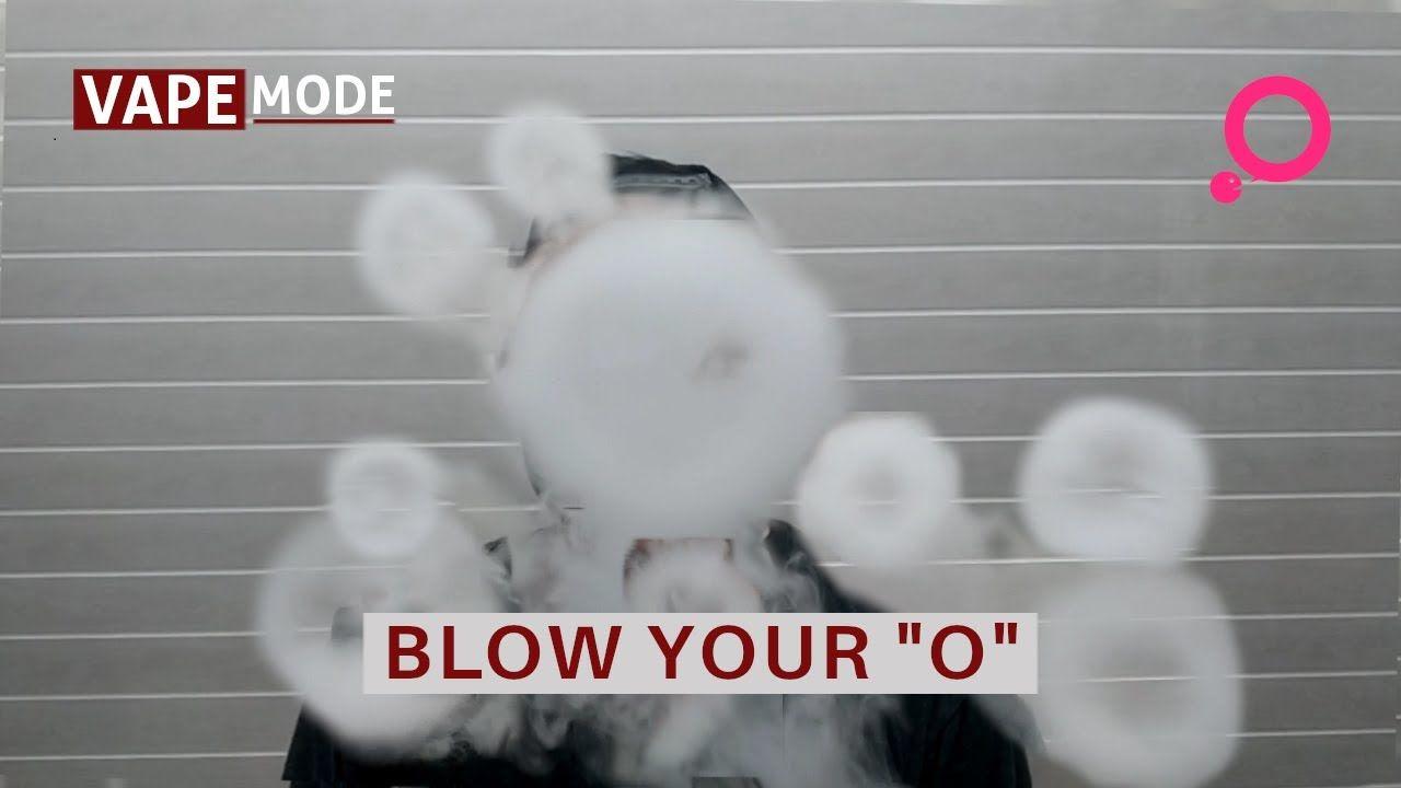 Blow O Vape Mode Belajar Membuat O Sesuka Hati Vape Trick Cloud An Di 2020 Vape Belajar