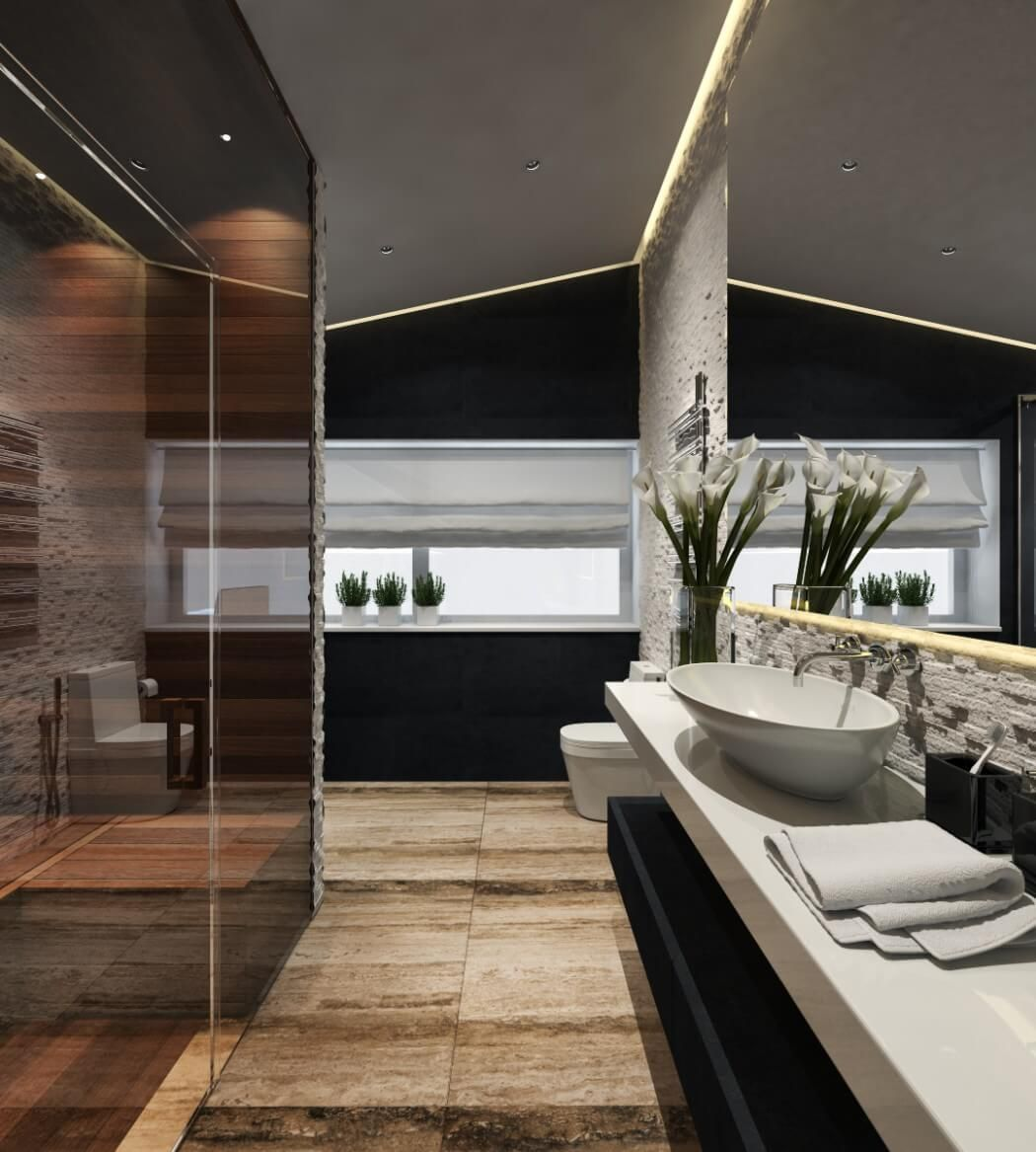House in Moscow by Shamsudin Kerimov