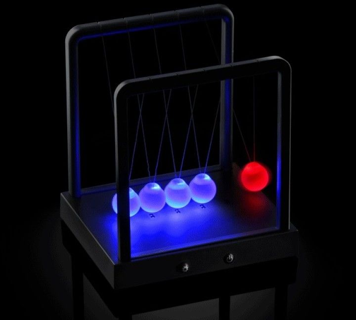 newtons cradle, cool stuff, fun toys, amazing things, office toys, office