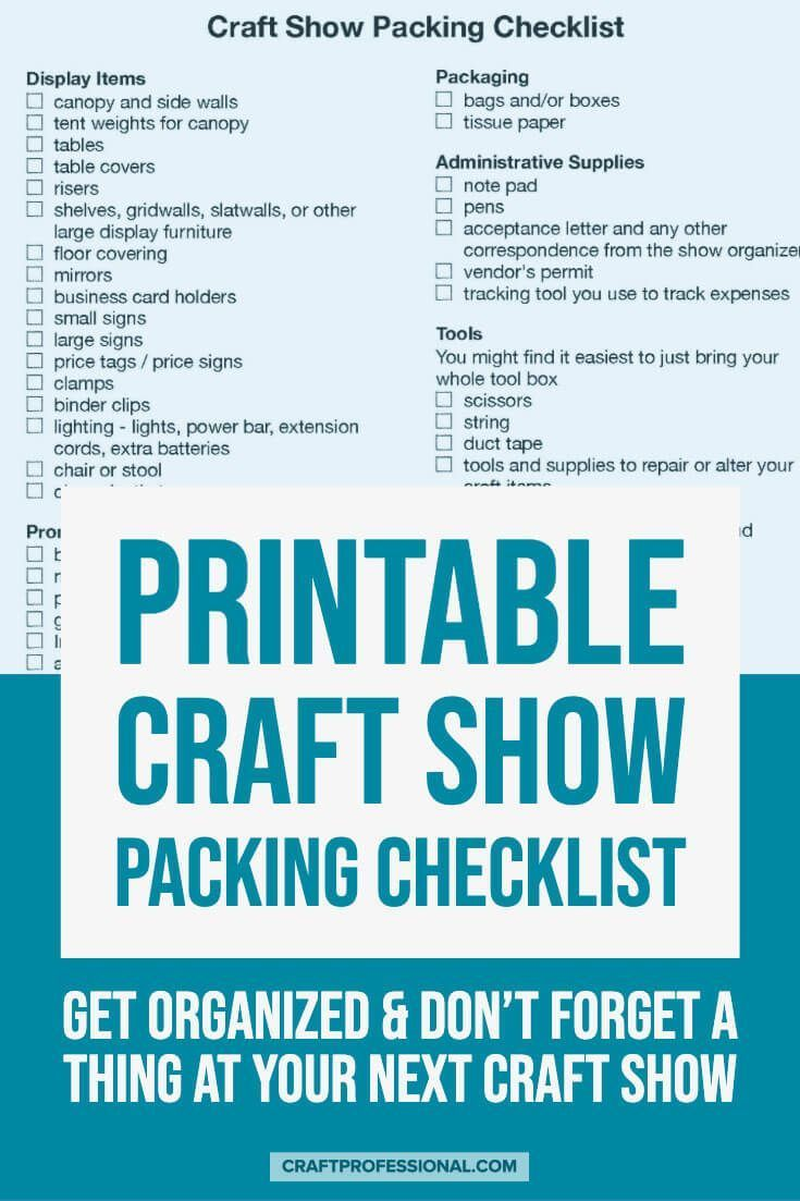 Craft fairs what to bring to a show craft fairs