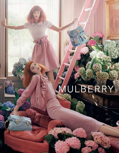 c5386242eca5 Spring-Summer 2011 Womens Mulberry Ad Campaign · BAGAHOLICBOY · SINGAPORE S  DEDICATED BAG