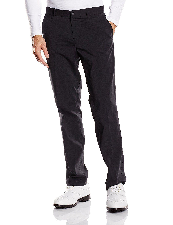 Nwt nike modern tech slim fit golf pants sz 36 x 32
