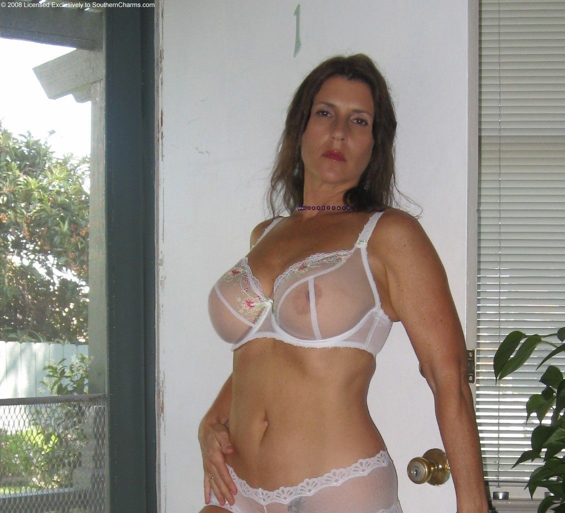 milf busty transparent bras white pantie | amateur | pinterest