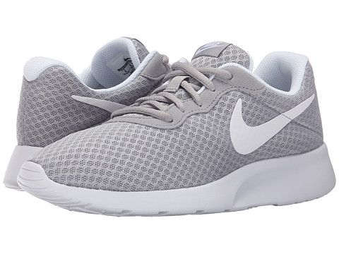4ad98ac29272ec Nike Tanjun Wolf Grey White - Zappos.com Free Shipping BOTH Ways ...