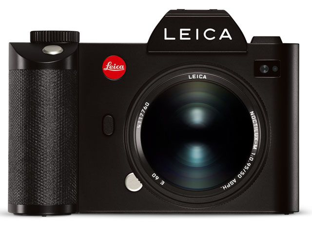Leica Sl A New 24mp Full Frame Camera To Compete In The Mirrorless War Leica Full Frame Camera Camera