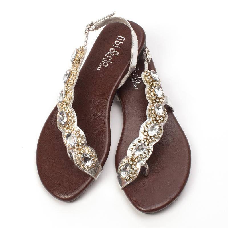 2014 fibi and clo Shoe Line Pre-Order today - ships mid January:  https://fibiandclo.com/lorrieortega  Sun Cascade - $49.50  #fibiandclo #suncascade #sandals