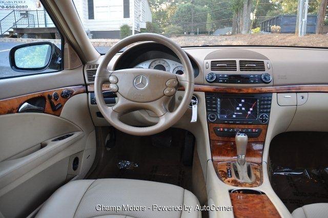 2008 MercedesBenz EClass E 350 Luxury 8K / 134K Miles