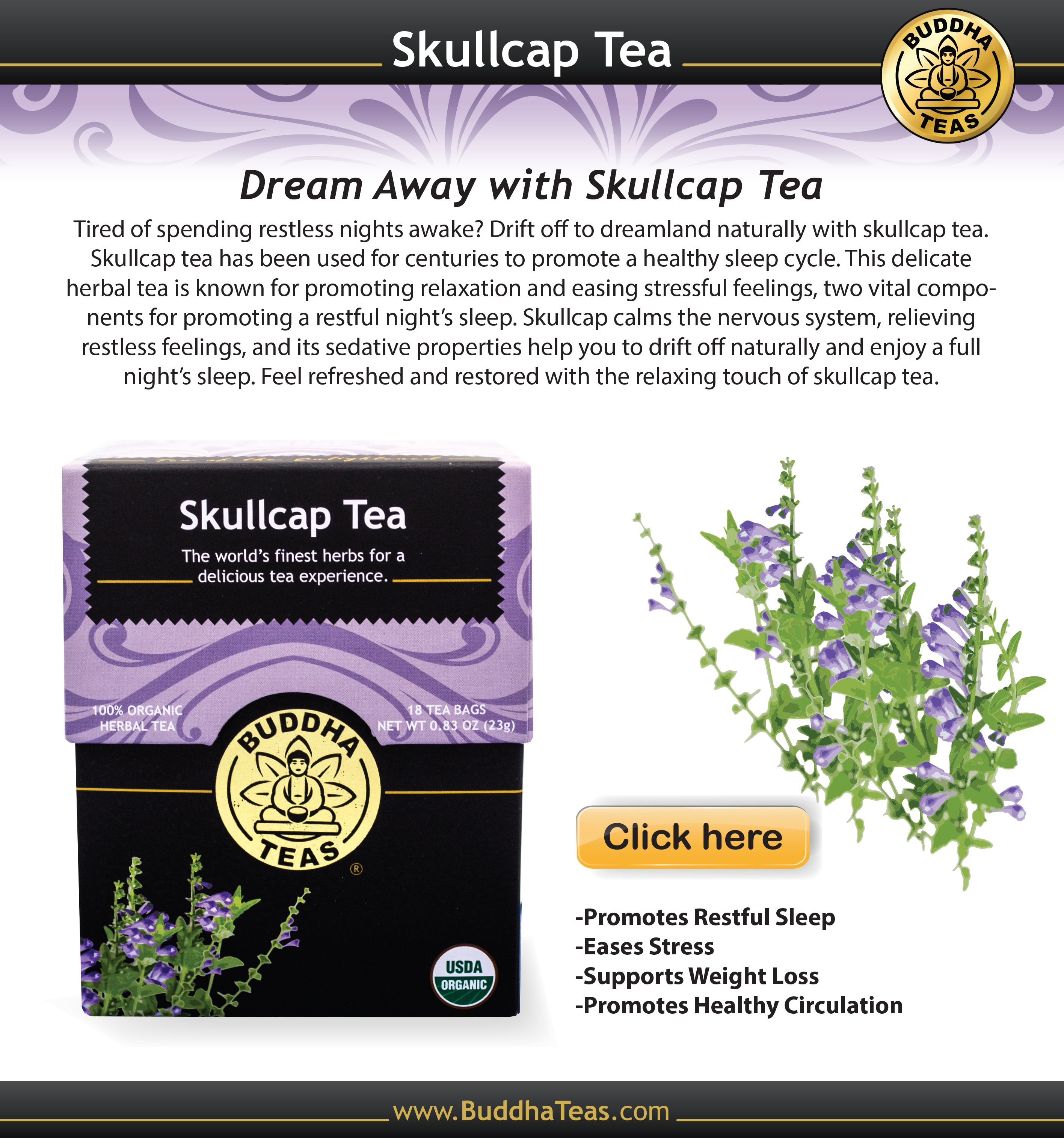 Skullcap Tea in 2019 | Tea Coupons and Promotions | Tea benefits