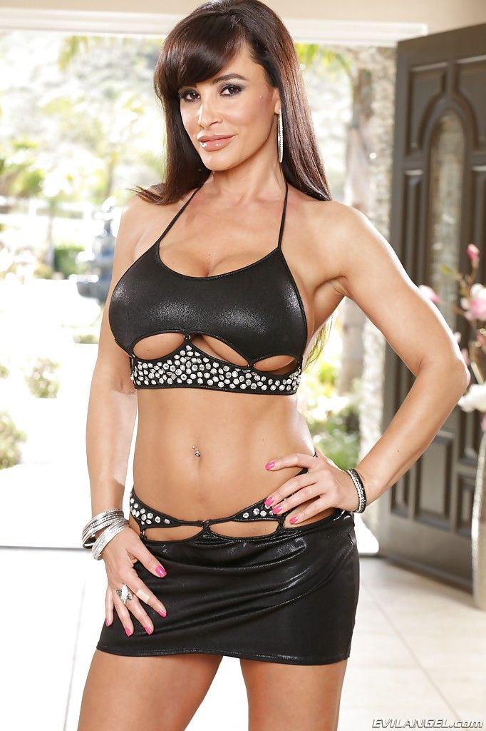 Lisa ann leather