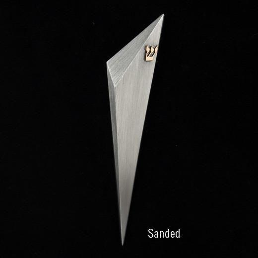 Sanded Mezuzah by Joy Stember | Contemporary style, Modern ...