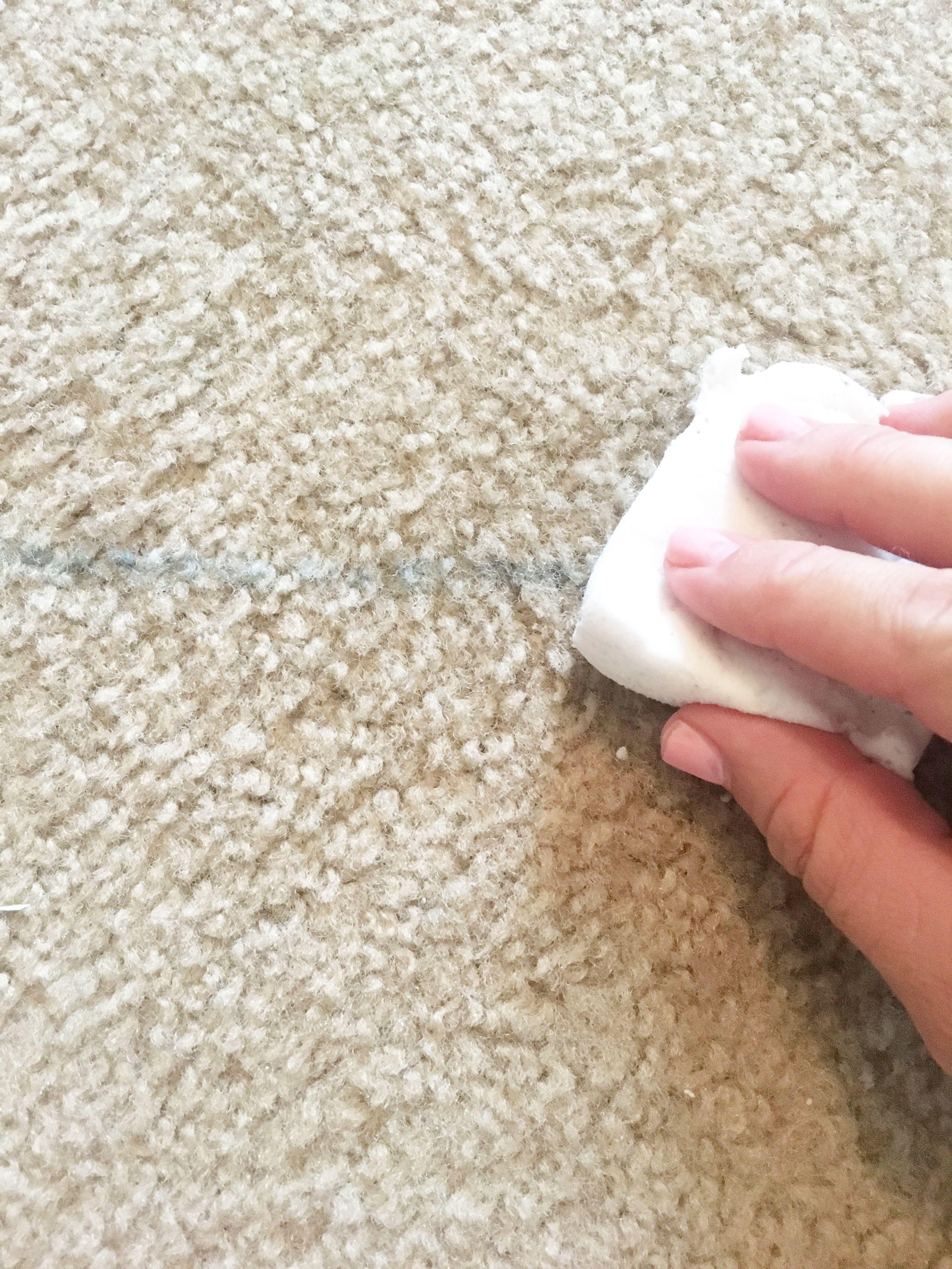How To Clean Crayon Marks Off Carpet Carpet Vidalondon