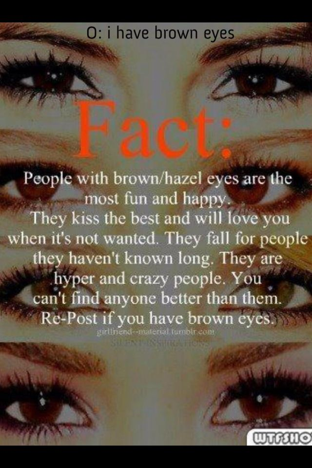 Pin By Vicki Clark On Things I Love Green Eyes Facts Brown Eyes