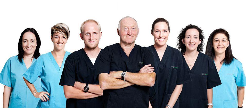 Mød vores professionelle team i din danske tandlægeklinik