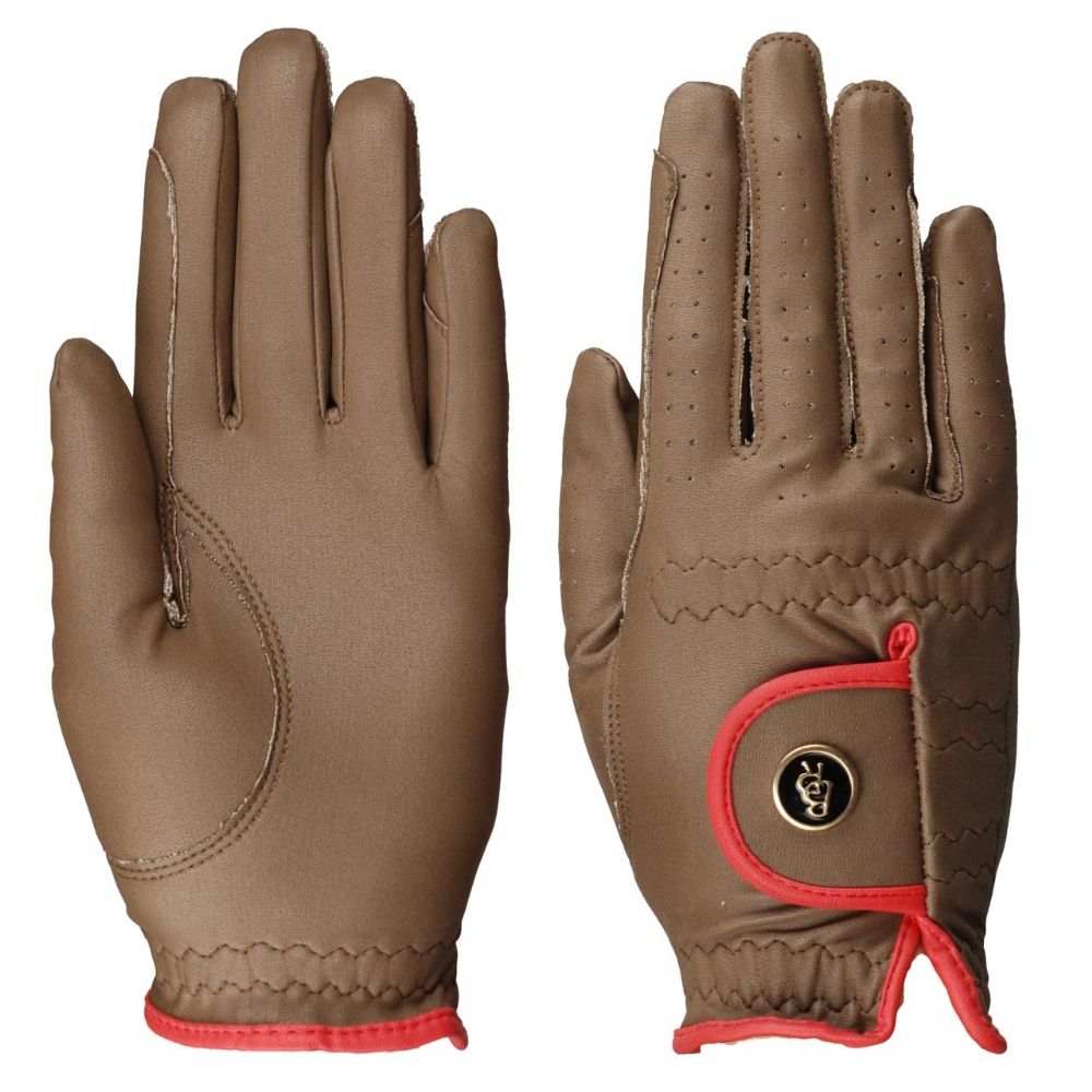 BR Energy Riding Gloves // Fun color combination!