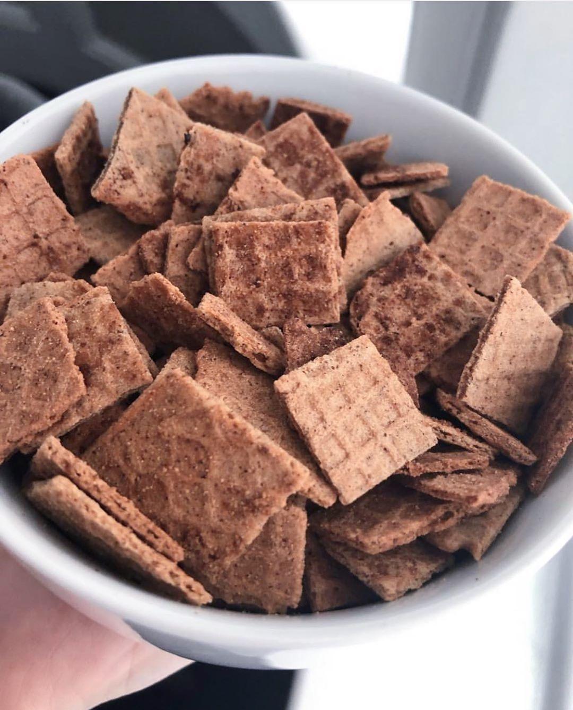 "Evolved Chocolate on Instagram: ""RECIPE! Cinnamon Toast Crunch  Evolved Chocolate on Instagram: ""RECIPE! Cinnamon Toast Crunch #cinnamontoastcrunch"