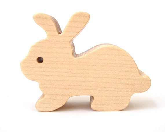 Diy Wooden Toys For Rabbits