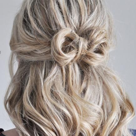 Our Favorite Prom Hairstyles for MediumLength Hair Pelo suelto