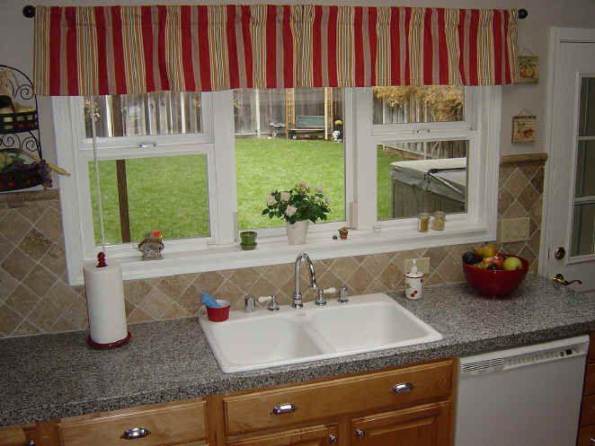 Ventanas para cocinas modernas fotos, modelos cortinas para cocina ...