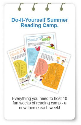 Do it yourself summer reading campeverything you need to host 10 do it yourself summer reading campeverything you need to host 10 fun solutioingenieria Gallery