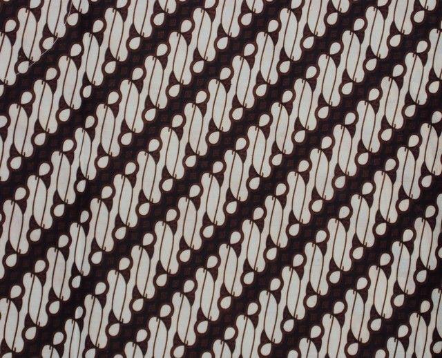 Gambar Batik Yogyakarta Motif Parang Barong Batik Batik Parang