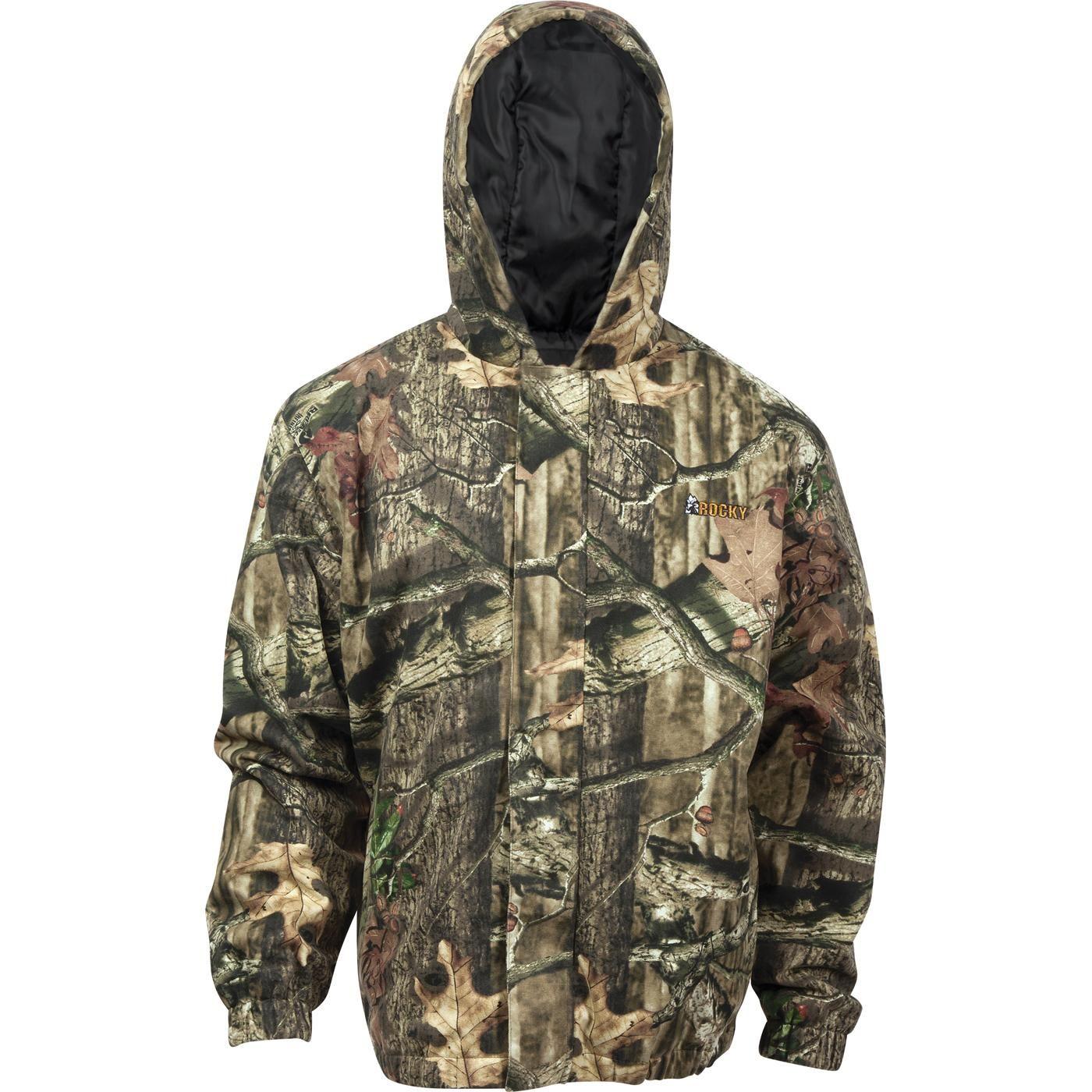 82e1e9e08654f Rocky Vitals Youth Hooded Jacket, HW00045 , Rocky - Rocky Outdoor Gear