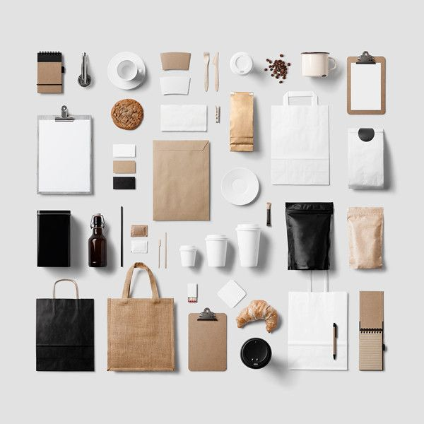 Coffee Stationery Mock Up Psd Templates Forgraphic Coffee Shop Branding Graphic Design Freebies Design Freebie