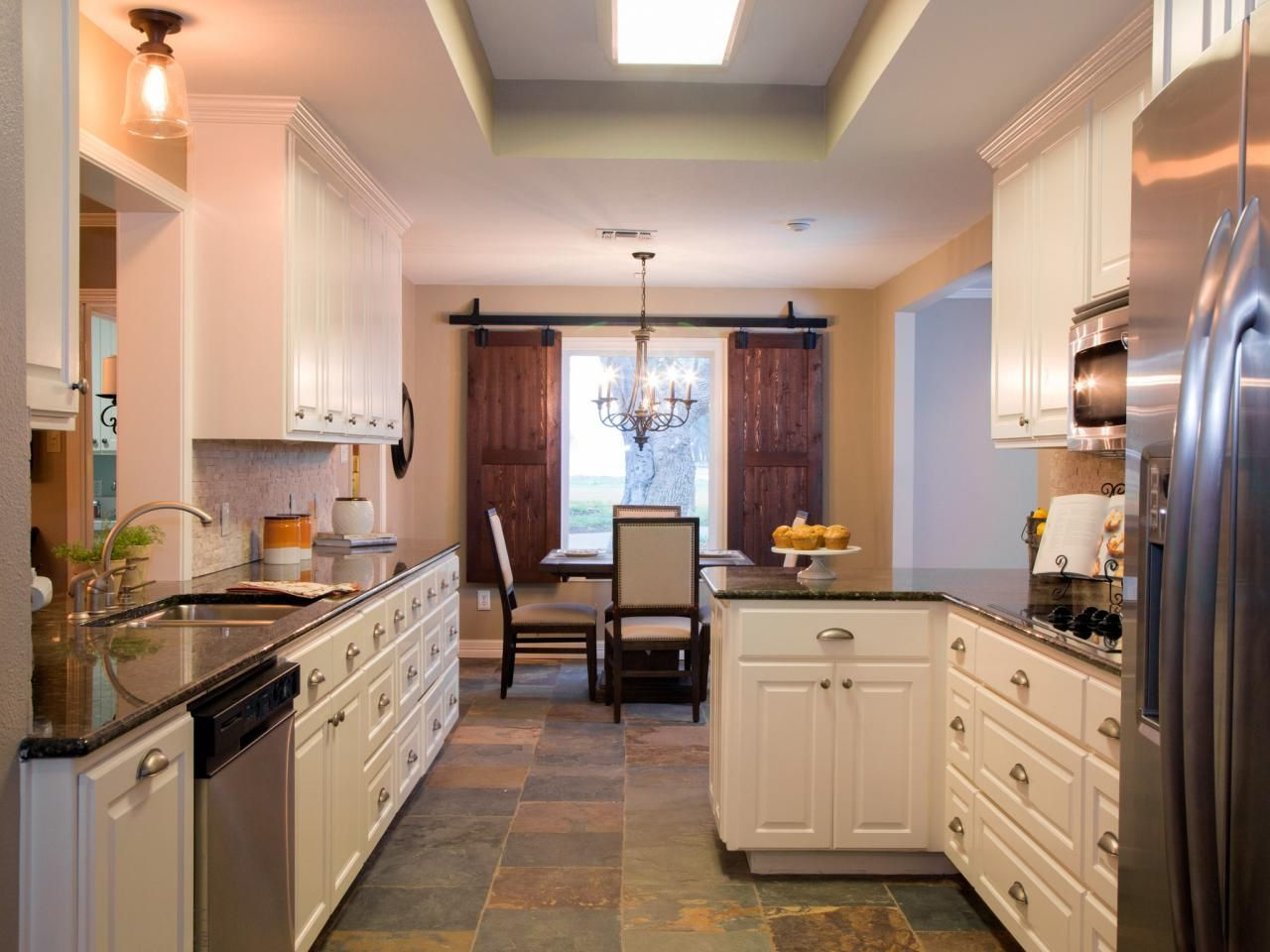 Hgtv fixer upper galley kitchen - Find The Best Of Hgtv S Fixer Upper With Chip And Joanna Gaines From Hgtv