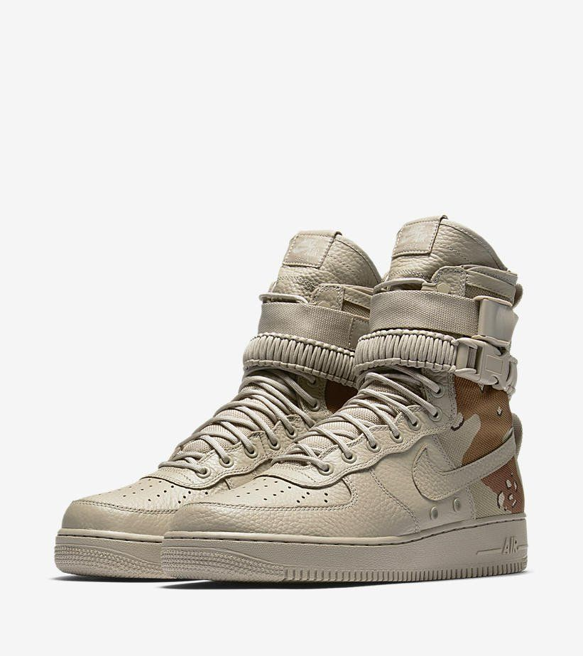 Nike Special Field Air Force 1 Desert Camo Nike Sneakers Fashion