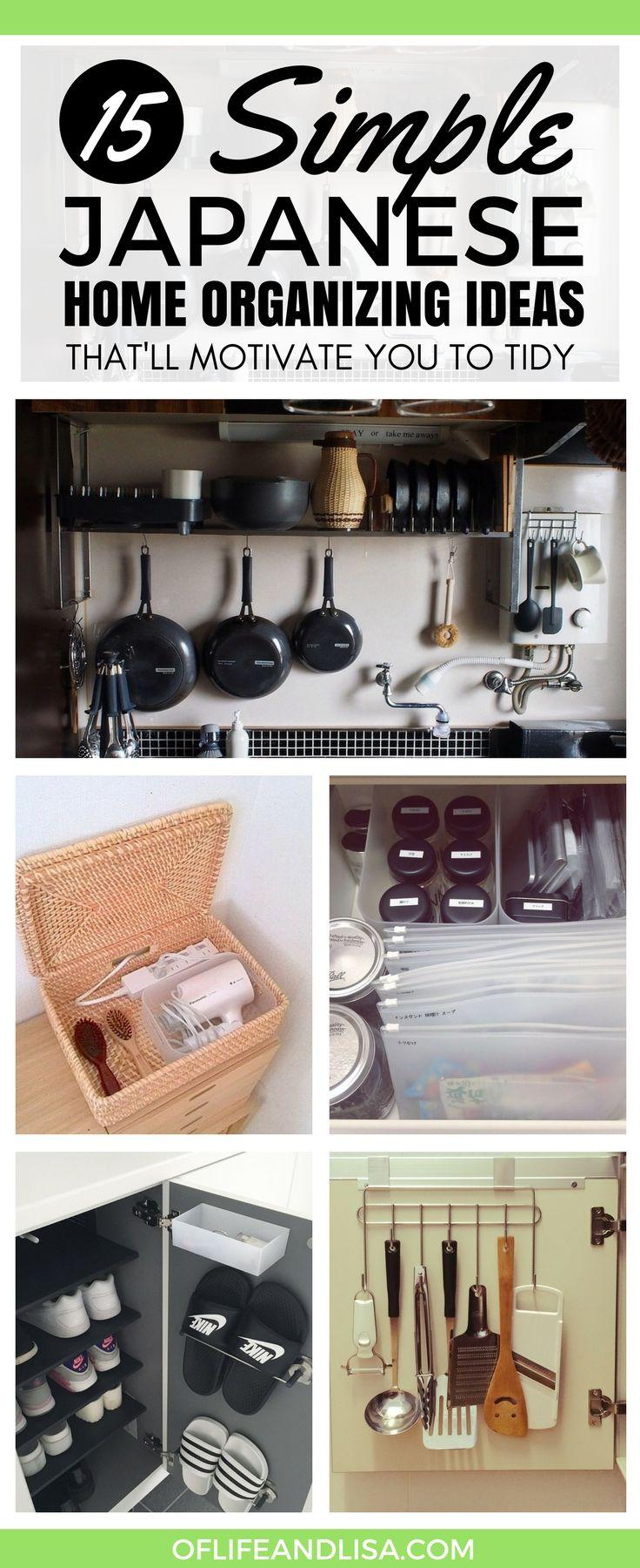 pics 15 simple japanese home organization ideas to inspire you home organization japanese on kitchen organization japanese id=20013