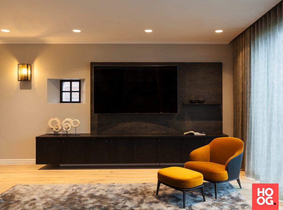 strak landelijk interieur | woonkamer ideeën | living room decor ...