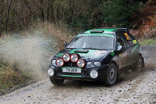Rover Mg Zr S1600 Rally Car Rally Cars